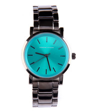 Jewelry - Pop Color Metal Band Watch