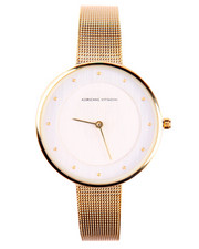 Jewelry - Round Face Mesh Band Watch