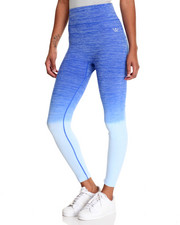 Bottoms - Marled Ombre Active  Legging