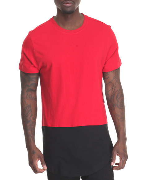 Akademiks - Men Red Rule T-Shirt