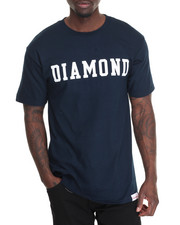 Men - Diamond Block Tee