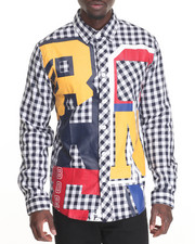 Button-downs - Lyons L/S Button-down