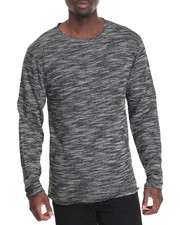 Men - Raw Edge Sweater
