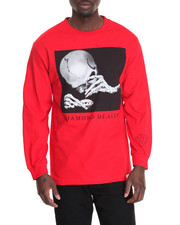 Shirts - Skeleton L/S Tee