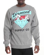 Pullover Sweatshirts - Vices Crewneck Sweatshirt