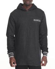 Men - College Pullover Hoodie