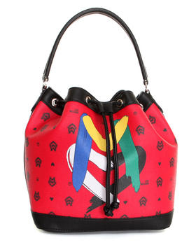 Women - MONOGRAM BUCKET BAG