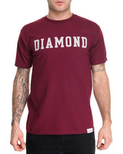 Shirts - Diamond Block Tee