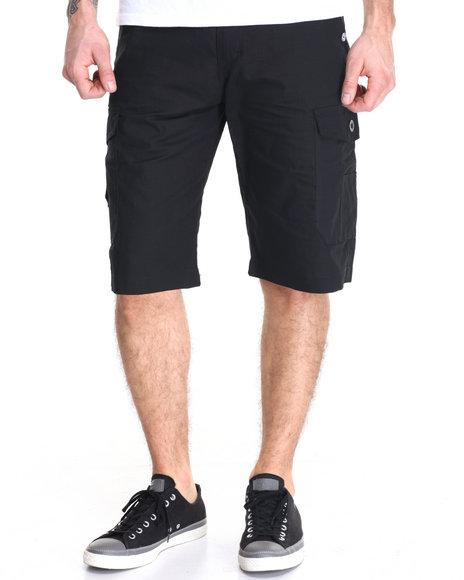 Akademiks Black Shorts