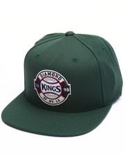 Diamond Supply Co - Kings Crest Snapback Cap