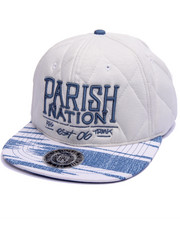 Parish - Quilted Snapback