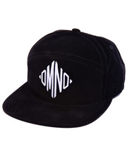Men - Monogram Snapback Cap