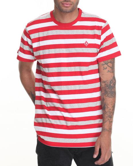 Akademiks - Men Red Cali T-Shirt - $25.00