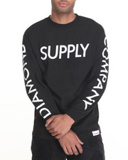 Men - Supply L/S Tee
