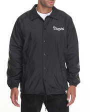 Men - Diamond Ascent Coaches Jacket