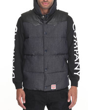 Vests - Packer Puffer Vest