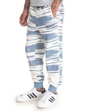 Men - Printed Sweatpant