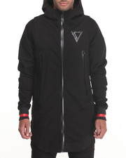 Men - Elongated Tech Hoodie
