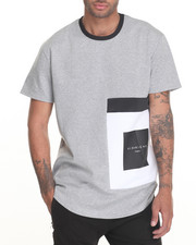 Men - Side Box S/S Tee