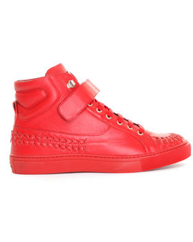 Men - Versace Collection Woven Detail Hi Top