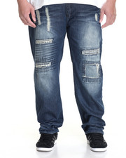Men - Coated Denim (B&T)