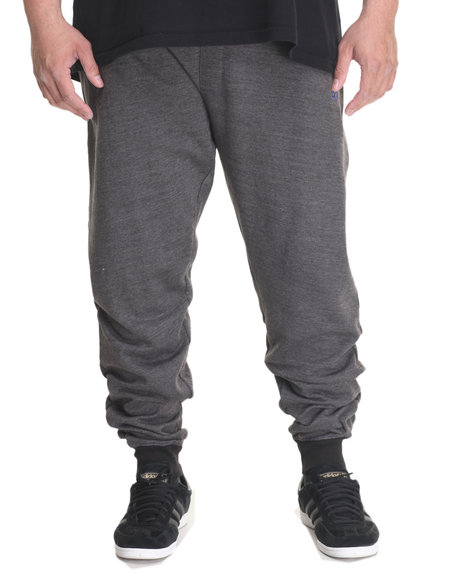 Enyce - Men Black Solid Jogger - $32.00