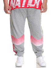 Parish - Halftone Sweatpant (B&T)