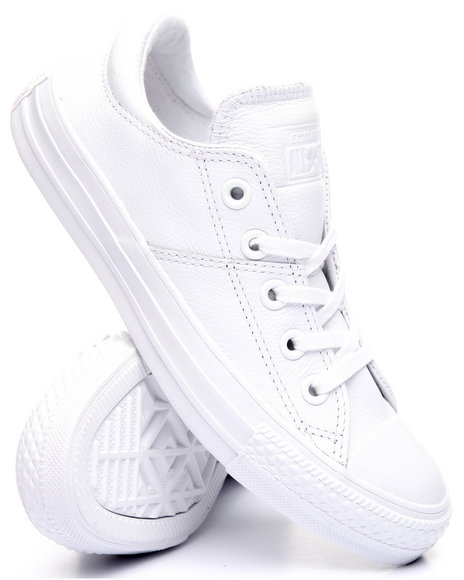 Converse - Women White Chuck Taylor All Star Madison Sneakers