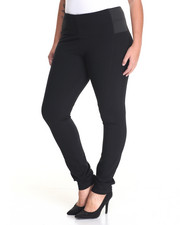 Bottoms - Pull-on Elastic Sides Pant