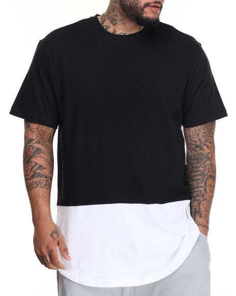 Akademiks - Men Black Rule T-Shirt (B&T)