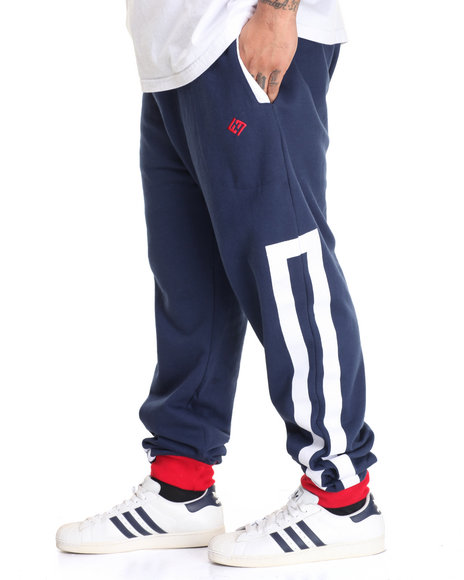 Enyce Navy Sweatpants