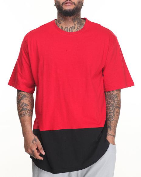 Akademiks - Men Red Rule T-Shirt (B&T) - $34.00