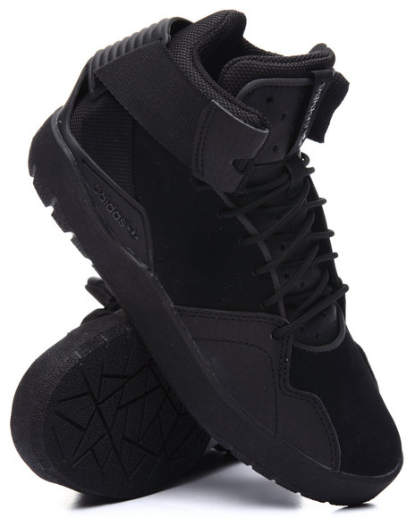 Adidas Boys Crestwood Mid J Sneakers (3.57) Black 6.5 Youth