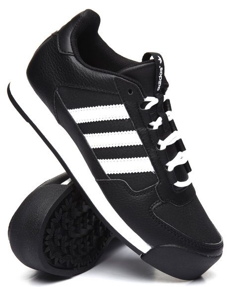 Adidas Boys Samoa Runner J Sneakers (3.57) Black 4.5 Youth