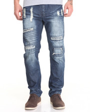 Parish - Coated Denim