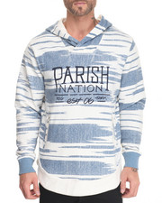 Parish - Printed Popover Hoodie