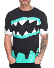 Shirts - PLAYGROUND - BIG MONSTER MOUTH T-SHIRTS