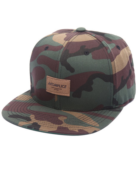 Camo Fitted Hats