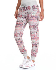 Fashion Lab - Dye & Overprint Jogger