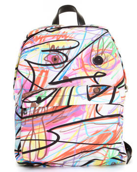 Bags - SCRIBBLE BACKPACK