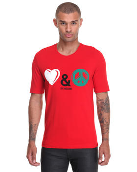 Shirts - Love & Peace Logo Tee