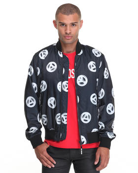 Jackets & Coats - Peace Bomber Jacket