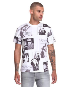 Joyrich - JR X Maripol COLLAGE CITY TEE