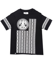 Akademiks - NEW WORLD RAGLAN TEE (8-20)