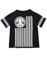 Boys - NEW WORLD RAGLAN TEE (4-7)