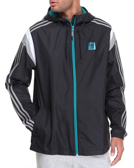 Adidas - Men Black Rider Wind Jacket 2.0