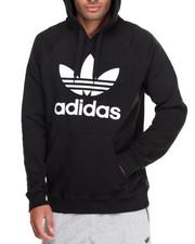 Adidas - Originals Trefoil Pullover Hoodie