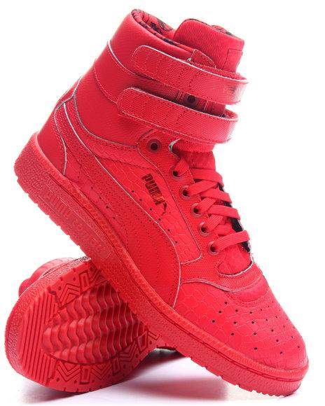 Puma - Women Red Sky Ii Hi Roses Sneakers