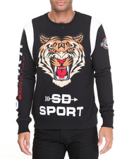 Men - Osaka Tigers Crewneck Sweatshirt