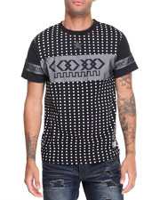 Buyers Picks - KOODOO SIGNATURE POLKA DOT LOGO T-SHIRT